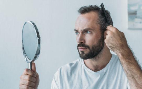 Nuova tecnica per la ricrescita dei capelli con PRP